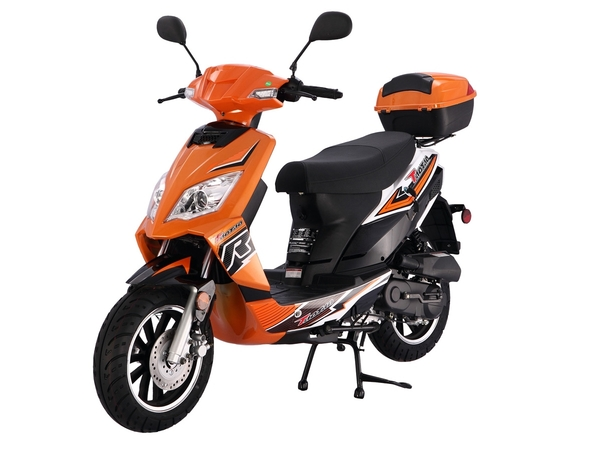 Orange Thunder 50cc