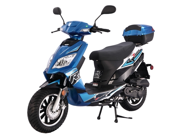 Blue Thunder 50cc