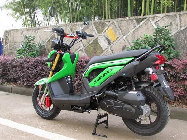 Green Zummer