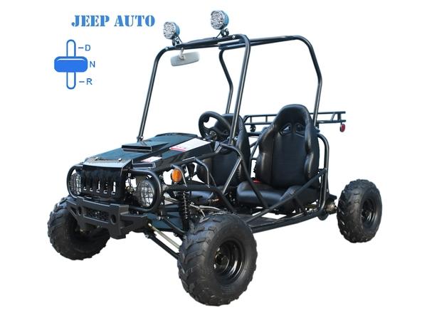 Jeep Auto Black