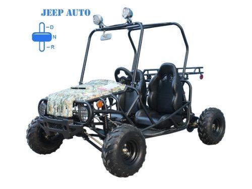 Jeep Auto Tree Camo