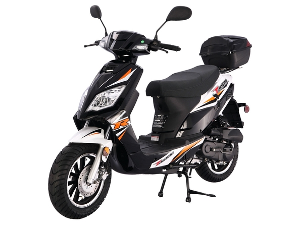 Black Thunder 50cc