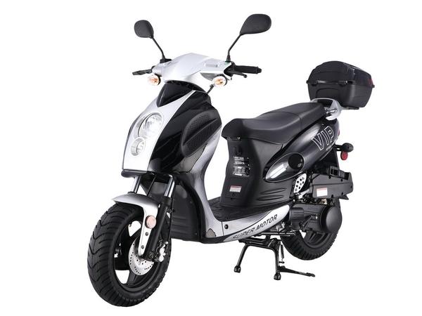Powermax 150cc Black