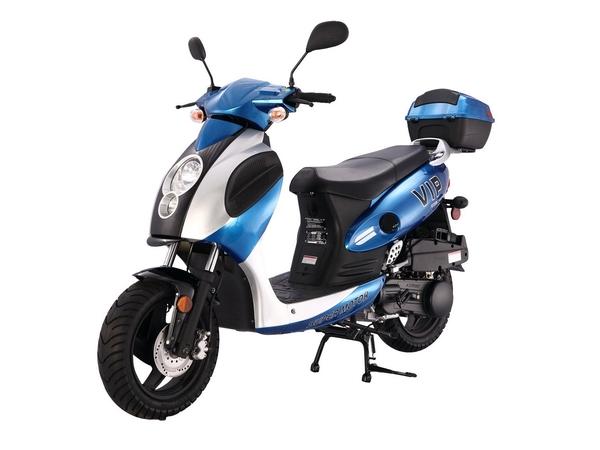 Powermax 150cc Blue