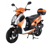 Powermax 150cc Orange