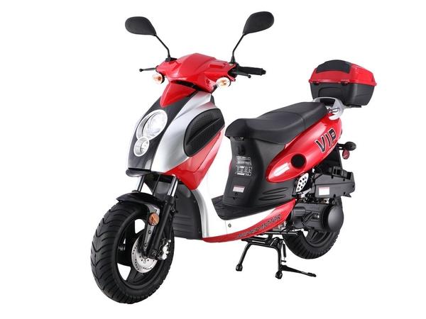 Powermax 150cc Red