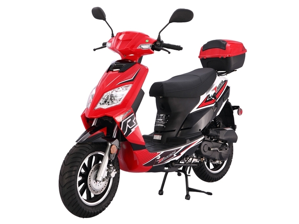 Red Thunder 50cc