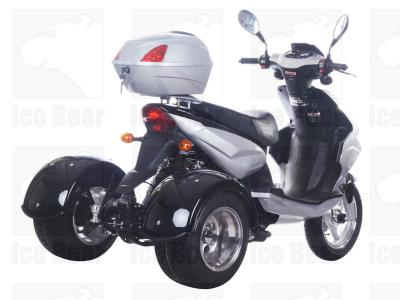 Ice Bear MOJO PST50-8 Trike Scooter-620