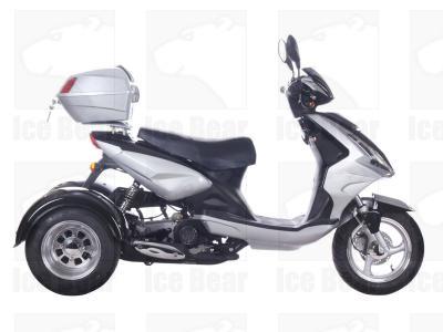 Ice Bear MOJO PST50-8 Trike Scooter-623