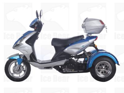 Ice Bear MOJO PST50-8 Trike Scooter-604