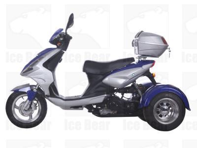 Ice Bear MOJO PST50-8 Trike Scooter-598