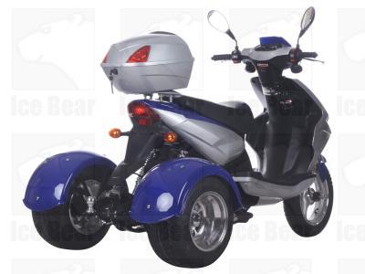 Ice Bear MOJO PST50-8 Trike Scooter-615