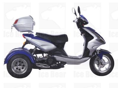 Ice Bear MOJO PST50-8 Trike Scooter-625