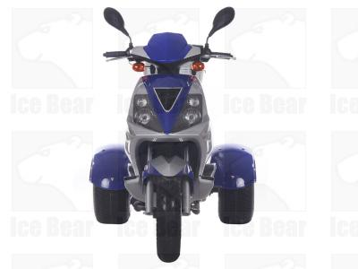 Ice Bear MOJO PST50-8 Trike Scooter-612