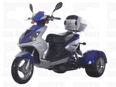 Ice Bear MOJO PST50-8 Trike Scooter-614