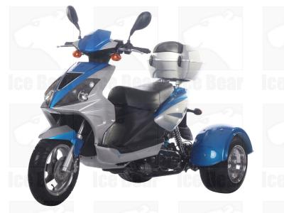 Ice Bear MOJO PST50-8 Trike Scooter-630