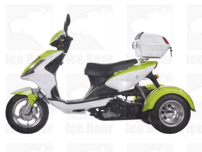 Ice Bear MOJO PST50-8 Trike Scooter-592
