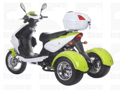 Ice Bear MOJO PST50-8 Trike Scooter-632