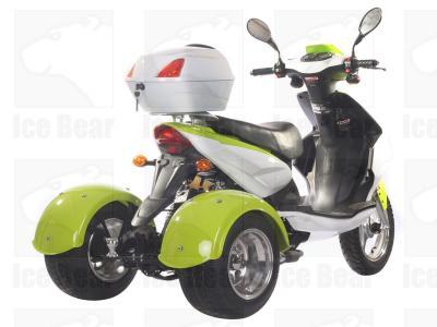 Ice Bear MOJO PST50-8 Trike Scooter-601