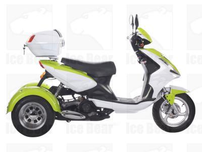 Ice Bear MOJO PST50-8 Trike Scooter-611