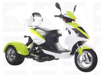 Ice Bear MOJO PST50-8 Trike Scooter-618