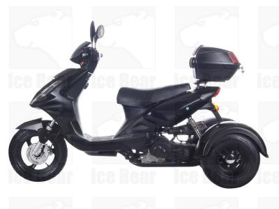 Ice Bear MOJO PST50-8 Trike Scooter-613