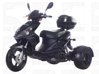 Ice Bear MOJO PST50-8 Trike Scooter-628