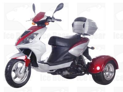 Ice Bear MOJO PST50-8 Trike Scooter-634