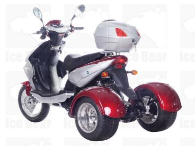 Ice Bear MOJO PST50-8 Trike Scooter-633