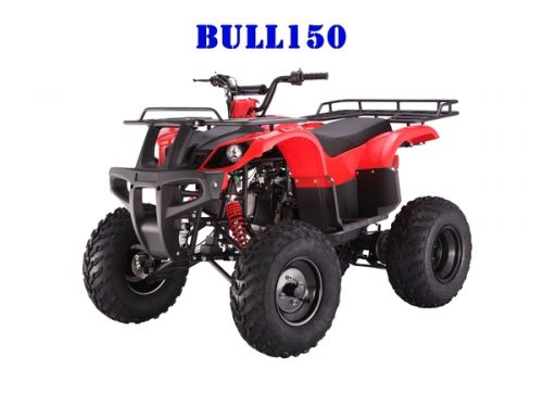 Tao Tao Bull150 ATV Red