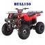 Tao Tao Bull150 ATV Red
