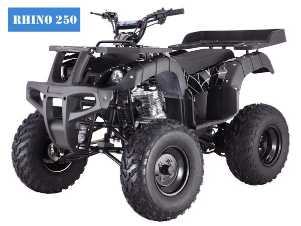 Tao Tao Rhino 250 Black Spider