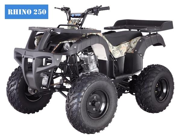 Tao Tao Rhino 250 Camo