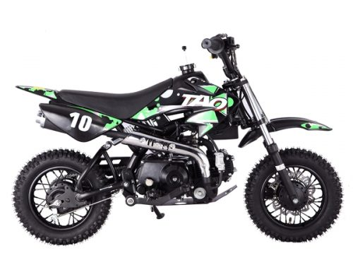 Tao Tao Dirt Bike DB10 Green