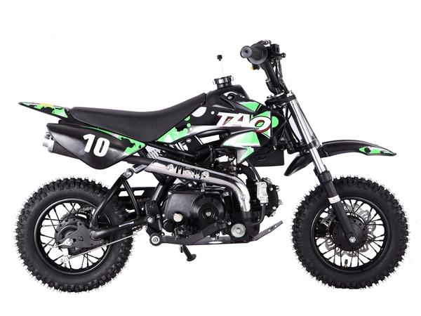 Tao Tao Dirt Bike DB10 Green