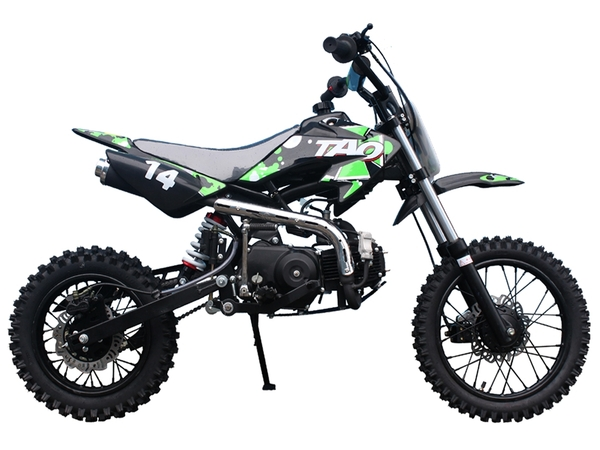 Tao Tao Dirt Bike DB14 Green