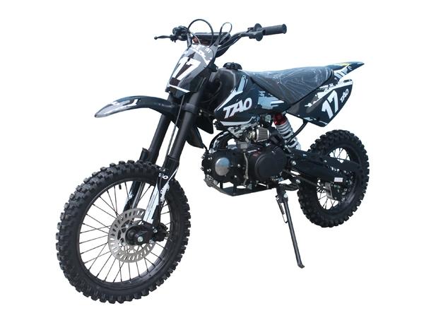 Tao Tao DB17 Kids Dirt Bike Black