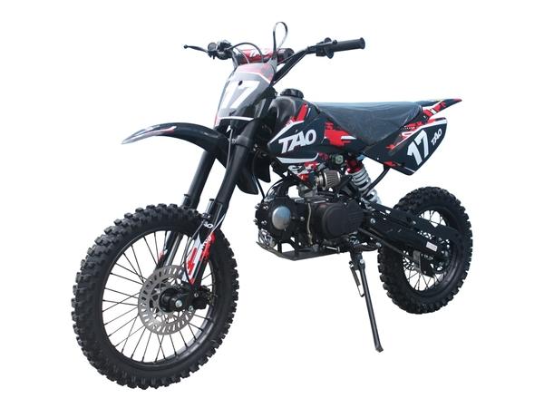 Tao Tao DB17 Kids Dirt Bike Red