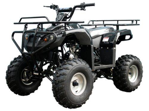 Tao Tao ATA125F1 ATV Black
