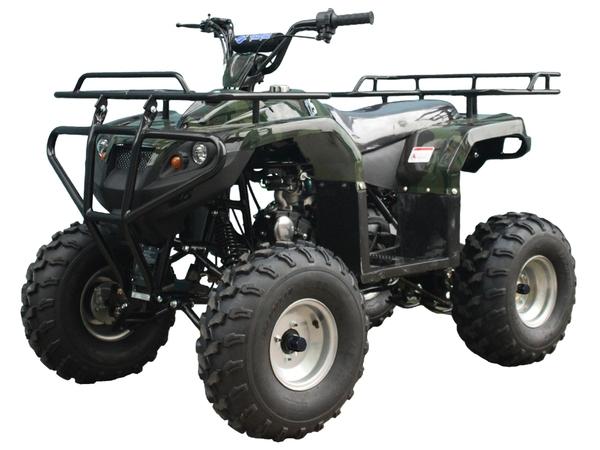 Tao Tao ATA125F1 ATV Camo