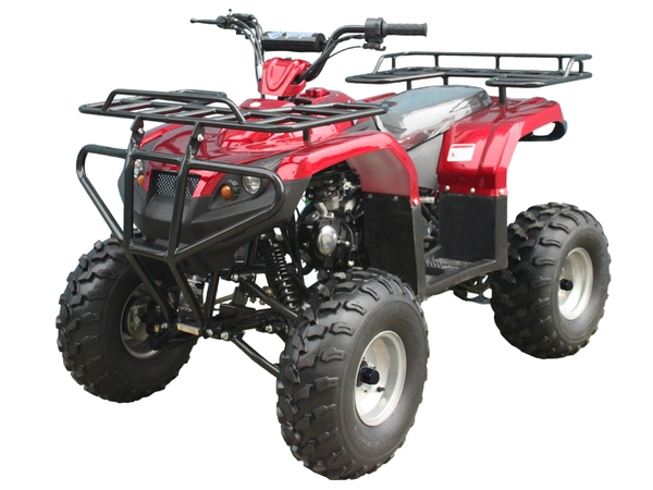 Tao Tao ATA125F1 ATV Red