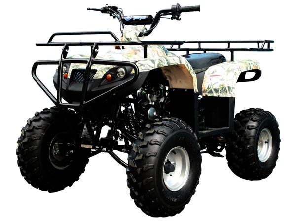 Tao Tao ATA125F1 ATV Tree Camo