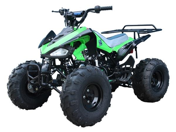 Tao Tao Cheetah ATV Green