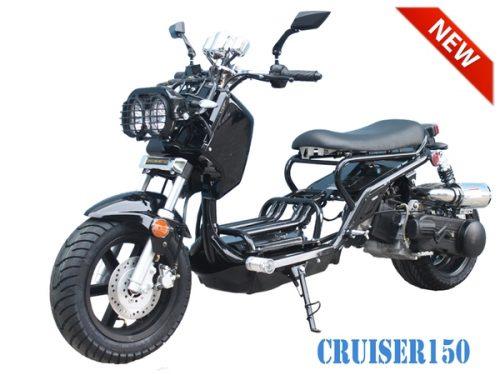black cruiser 150