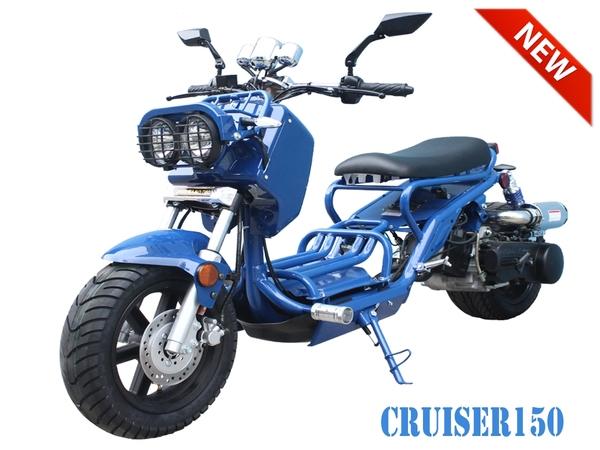 Blue cruiser 150