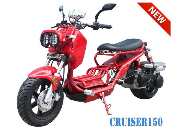 red cruiser 150